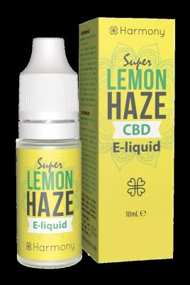 CBD Super Lemon Haze Harmony E-tekočina