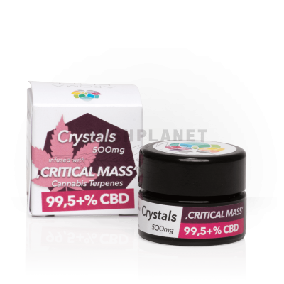 Aromakult Crystals Critical Mass