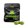 Cannabis Jagodni žvečilni gumiji