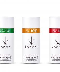 CBD Konobi 5% 10% 15%