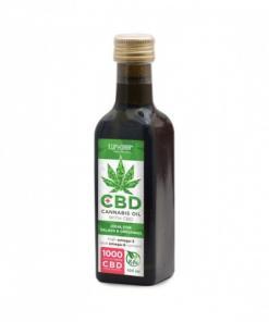 CBD konopljino olje 100ml